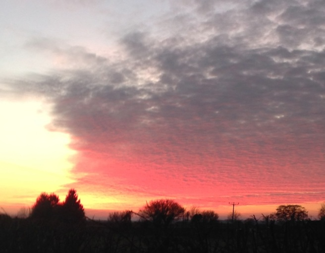 sunset-melksham